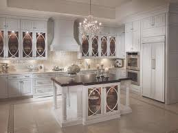 kitchen view antiqued white kitchen cabinets artistic color