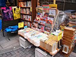 tokyo neighborhood used books hunting at jimbocho tokyo japan