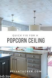 popcorn ceiling styrofoam tiles 5 years later styrofoam ceiling