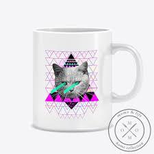 cuisine cr騁oise ceramic mug coffee mug