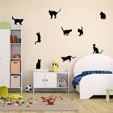 28 nursery wall murals uk nursery murals the perfect way of nursery wall murals uk cats wall stickers vinyl home decal diy art decor kids