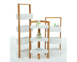 Bamboo Bathroom Furniture Bamboo Shelves Bathroom Northlight Co