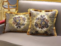 New Year Wedding Decorations by Home New Year Wedding Decoration Pillow Luxury Velvet Embroidery
