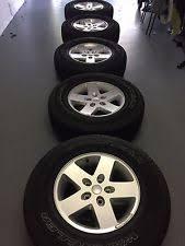 2009 jeep wrangler wheels jeep wrangler wheels and tires ebay