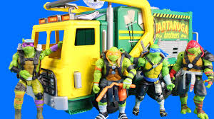 tactical truck teenage mutant ninja turtles out of the shadows turtle tactical
