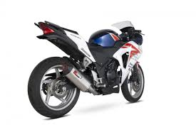 honda cbr india honda cbr 250r exhausts cbr 250r performance exhausts scorpion