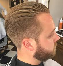 comb over with receding hairline 50 stylish hairstyles for men with thin hair tapered haircut
