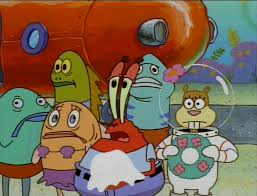 image eugene h krabs in squidward the unfirendly ghost png
