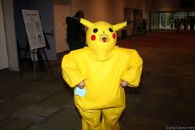 Pikachu Costume Fanime 2009 Coverage Costumes Photos Pokemon Pikachu Costume