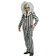 80s movie beetlejuice fancy dress up funny zombie ghost