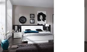 chambre a coucher adulte noir laqué chambre adulte noir et blanc lit moderne personnes photo
