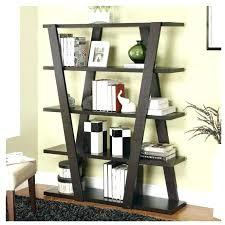 metal spine bookcase bookcase medium size of elm herringbone spine