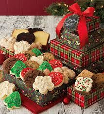 bakery gift baskets christmas bakery gift tower