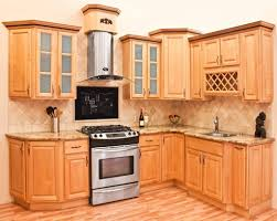Kitchen Cabinet Deals Cheap Kitchen Best Solid Wood Cheap Kitchen Cabinet With Modern Stove