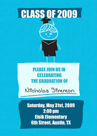 8th grade graduation invitations to make graduation announcements with photoshop
