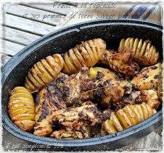 cuisiner poulet entier poulet à la tapenade et ses pommes de terre saveur provençale