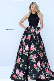 flower dress flower dresses best 25 floral prom dresses ideas on