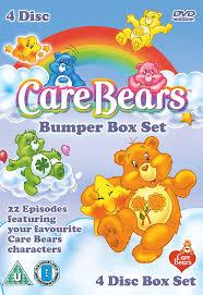 care bears complete dvd amazon uk dvd u0026 blu ray