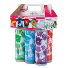 amazon com tulip x large block party tie dye kit 16oz arts