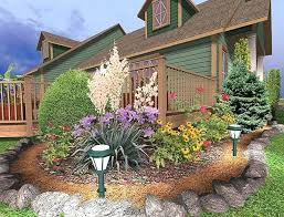 Patio Designer Landscaping A Deck Garden Design With All About You Patio