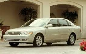 toyota avalon xl 2000 used 2000 toyota avalon for sale pricing features edmunds