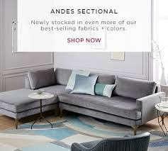 What Is A Modular Sofa Modern Sectional Sofas West Elm