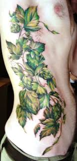 33 awesome vine tattoos