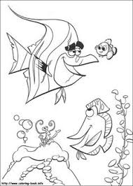 nemo coloring pages print free printable coloring nemos