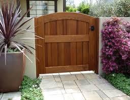 Backyard Gate Ideas Stunning Wooden Front Gate Designs 17 Best Ideas About Wooden