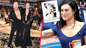 obsessed with the spotlight rumer willis has u0027dancing with the