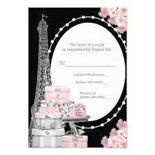 120 best paris birthday party invitations images on pinterest