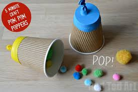 new years party poppers paper cup party popper craft ted s