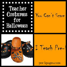 teacher halloween costumes preschool kindergarten