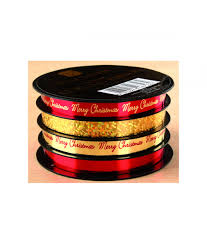 ribbon spools luxury christmas ribbon spools gold cancer research uk