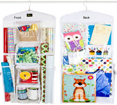 gift wrapping cart dual sided vertical gift wrap organizer wrapping paper organizer