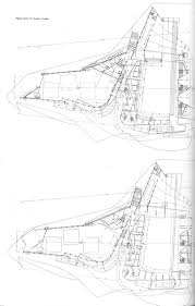 architect plan maps the architectural plan as a map drawings by enric miralles