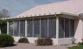 Window Awnings Phoenix Sun City Awning Screen Enclosures Serving Phoenix In Retractable