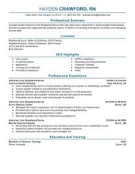 Sample Rn Nursing Resume by Travel Nurse Resume 5 Tips To Stand Out And Get The Job