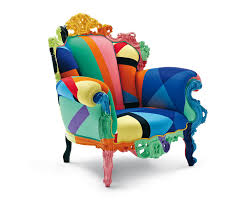 multi coloured armchair by cappellini idesignarch interior