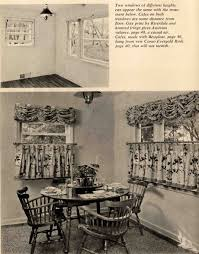 Cafe Kitchen Curtains 10 Ideas For Cheery 40s Or 50s Kitchen Curtains Retro Renovation