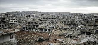 syria before and after 8 gripping before and after images that map isis s reign of terror