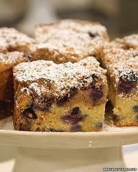 coffee cake recipes martha stewart