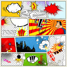comic book strip template eliolera com