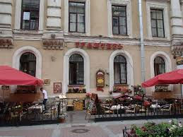 masha medved st petersburg nevskiy restaurant reviews