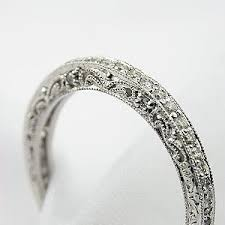 vintage style wedding band 438 best unique wedding bands for images on