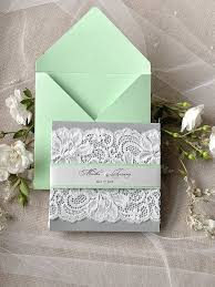 mint wedding invitations top 30 chic rustic wedding invitations from 4lovepolkadots