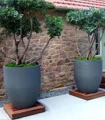 urbis design contemporary concrete planters and furniture new