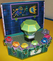Sonic The Hedgehog Papercraft - sonic the hedgehog paper crafts