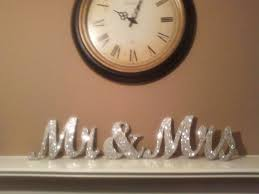 mr and mrs sign for wedding mr mrs wedding signs sweetheart table cake table gift table
