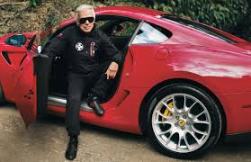 celebrity exotic car collections worth a mint carlassic